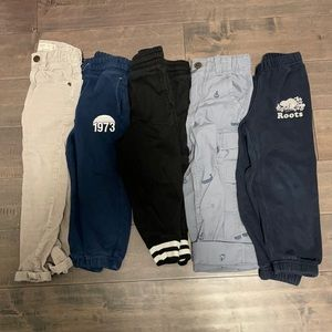 Bundle of 5 pants